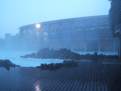 Wish you were here - Blue Lagoon, Iceland