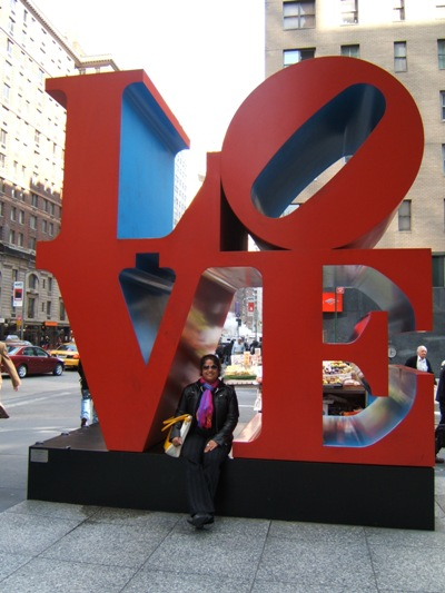 WH NYC love