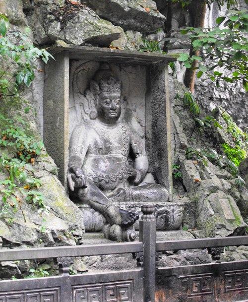Buddha, Hangzhou China