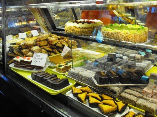 sweet treats at The West Side Market