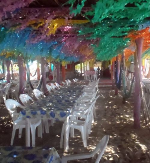 Bella de Potosi dining