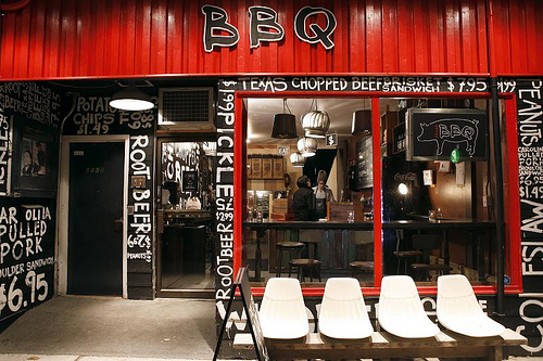 Drake BBQ ( photo credit: The Drake Hotel)