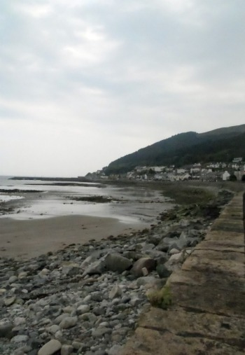 Newcastle, Northern Ireland - beach