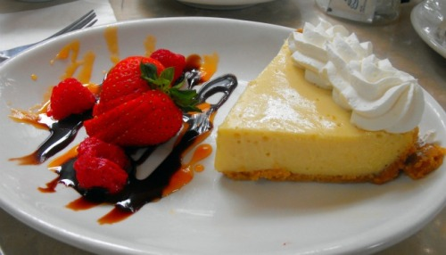 Florida - Le Bistro Key Lime Pie