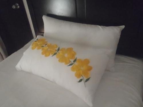 Mexico - hotel floral design