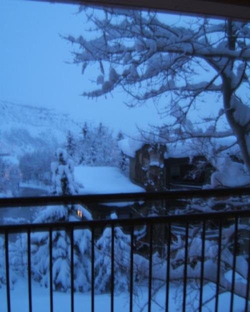 Colorado - Aspen snow