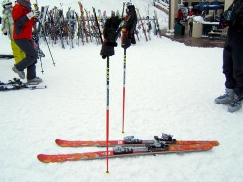 Colorado - Aspen skis