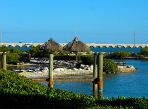 Florida - Hawks Cay salt lagoon