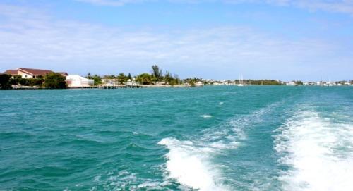 Bahamas - Abaco ferry