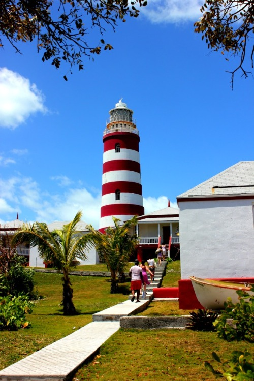 Bahamas - Hopetown lighthouse