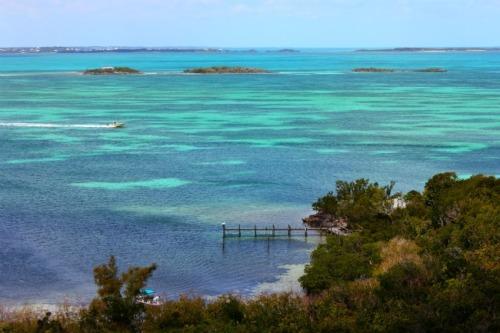 Bahamas - Abaco motorboat