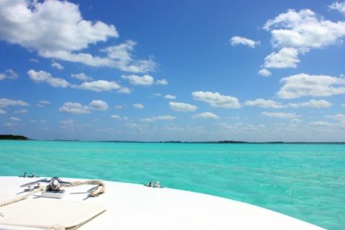 Bahamas - Abaco swimming area