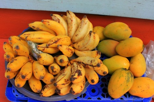 Grenada - fresh fruit