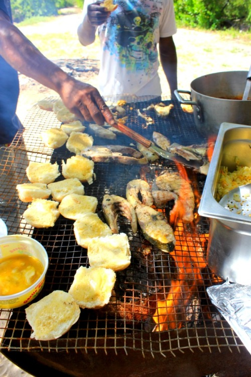 Tobago - Sugar Lips lunch