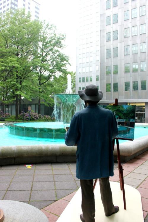 Pittsburgh - sculpture artist