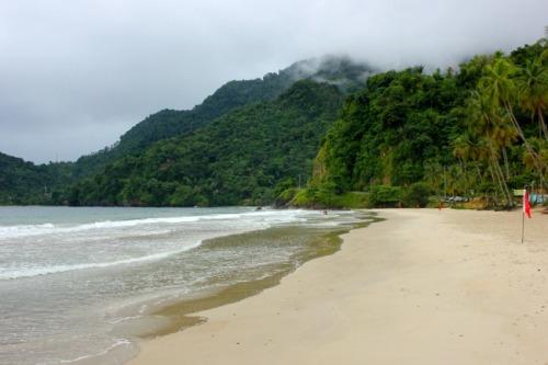 Trinidad - Maracas beach 2