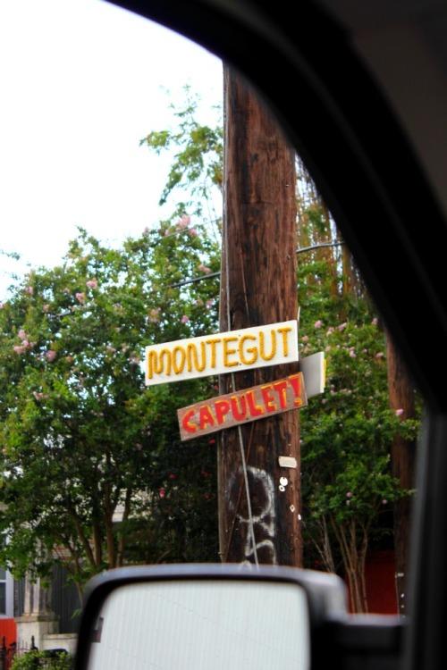 New Orleans - Montegut / Capulet
