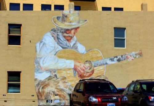 Colorado - Denver urban cowboy