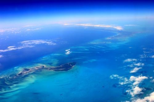 Caribbean - blue planet