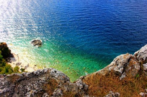 Ontario - Georgian Bay's water colours