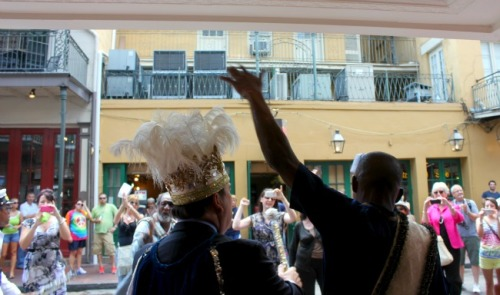 New Orleans - the Nola king