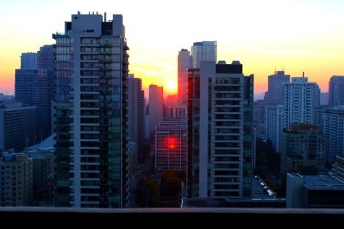 Toronto - bye bye summer