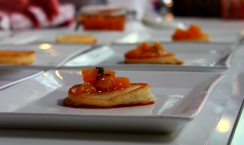 Toronto - Chef Craig Harding's pancake