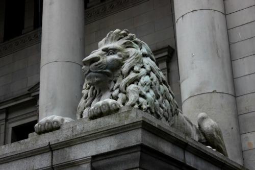 Vancouver - VPL lion