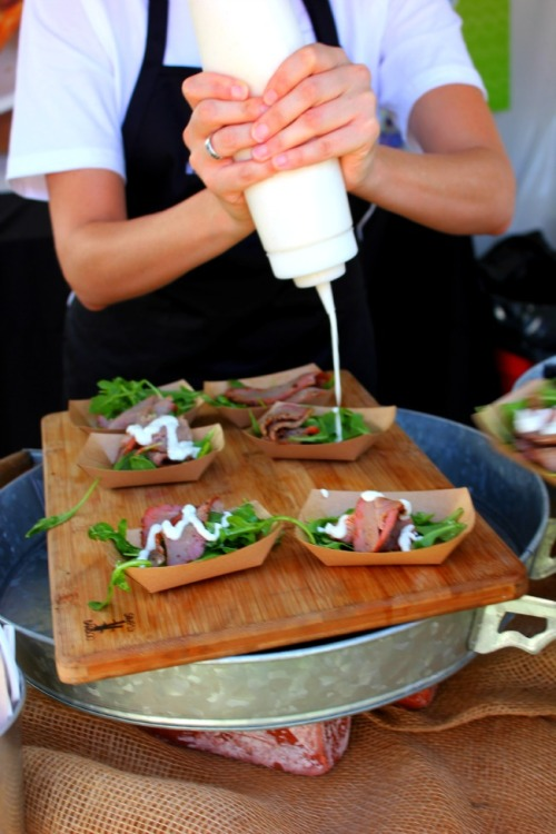 California - Sunset Savor the Central Coast roast beef