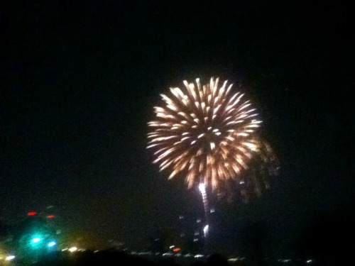 New Orleans - fireworks