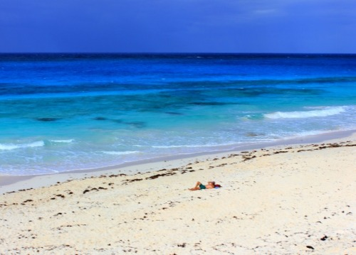 Bahamas - Great Guana Cay solo