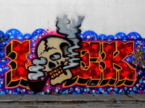 Florida - Miami Wynwood Arts District my gang