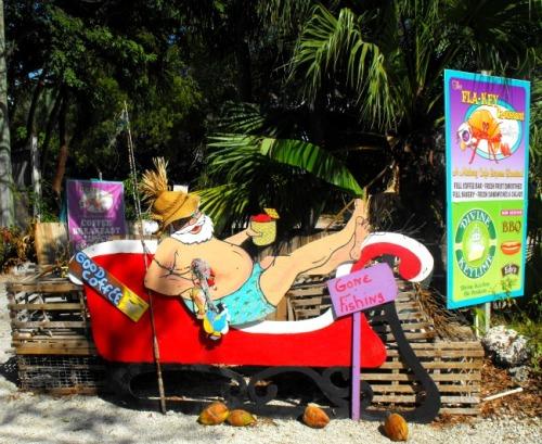 Florida - Florida Keys Santa