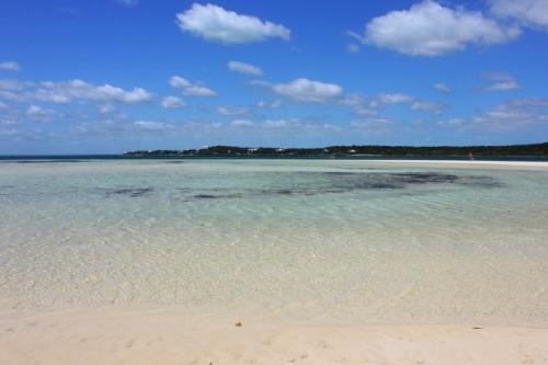Bahamas - Tahiti Beach walk