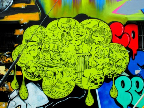 Florida - Miami Wynwood Arts District thought bubble 2