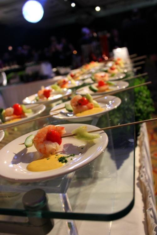 Niagara - Icewine Ball shrimp