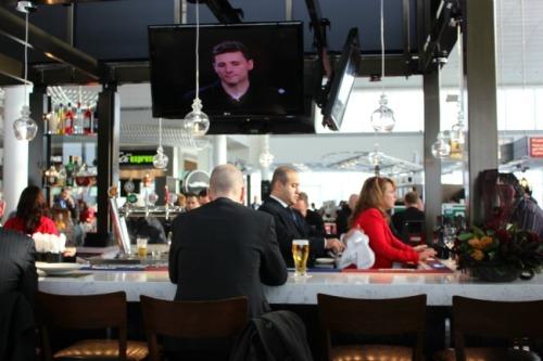 Toronto - Pearson Boccone bar