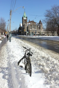 Toronto - Carlton Street