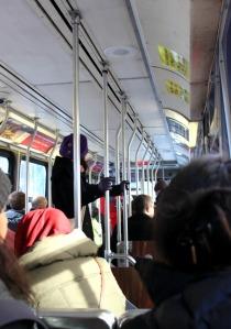 College streetcar