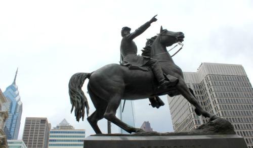 Philadelphia - Gettysburg general