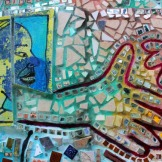 Philadelphia - Magic Gardens mosaic