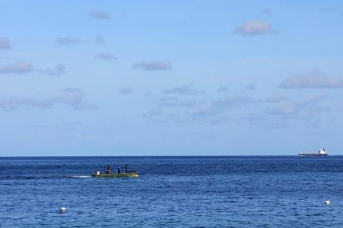 St. Lucia - fishermen