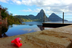 St Lucia - Pitons