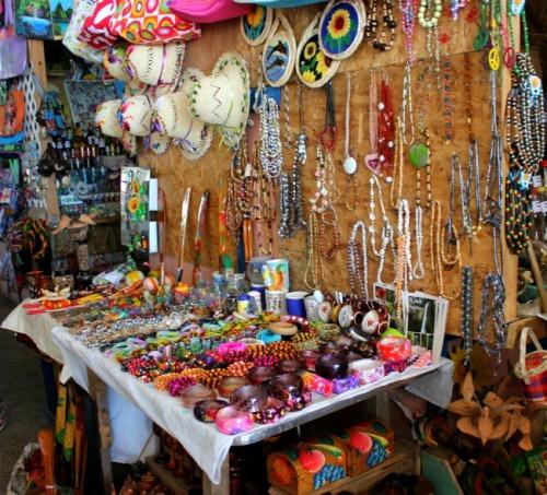 St. Lucia - Castries market 2