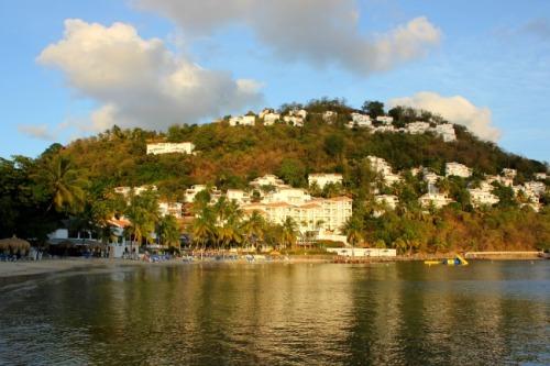 St Lucia - Windjammer Landing