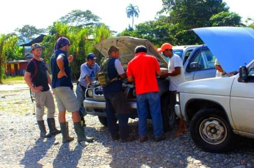 Ecuador - boys being boys