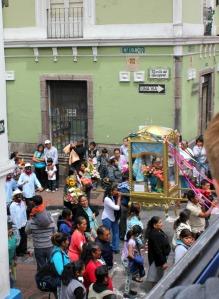 Ecuador - Quito saint