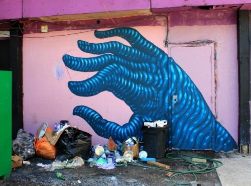 Montreal - Botkin blue hand
