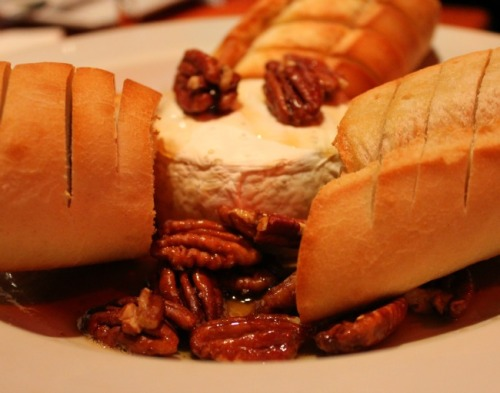 Montreal - brie and pecans