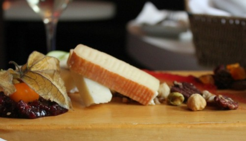 Montreal - cheese plate